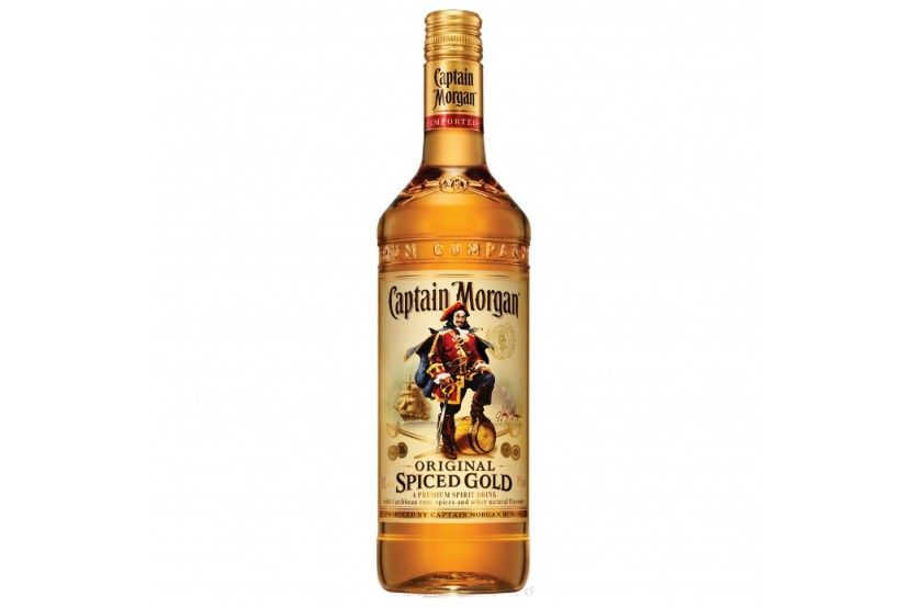 Rum Captain Morgan Spiced 1 L