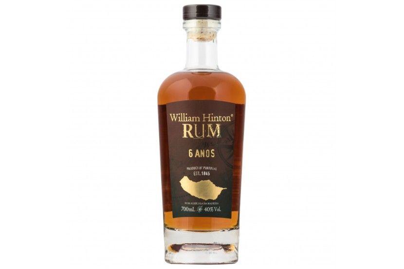Rum Hinton Da Madeira 6 Anos 70 Cl