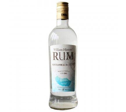 Rum Hinton Da Madeira Branco 70 Cl