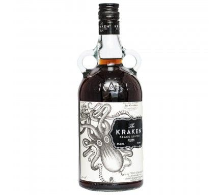 Rum The Kraken 70 Cl