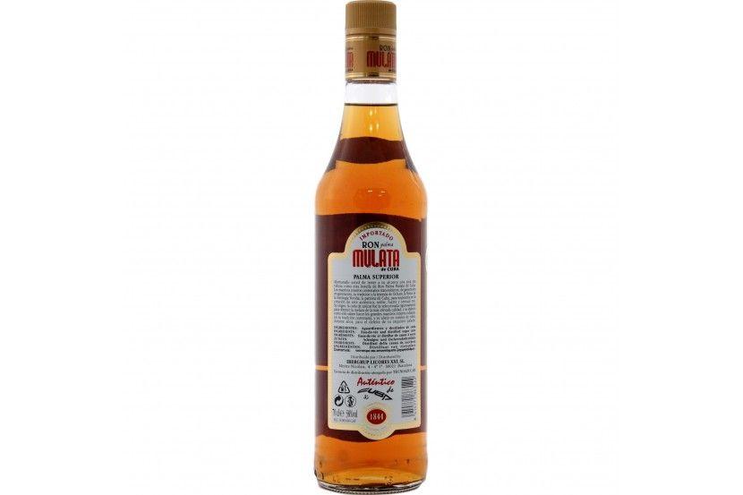 Rum Mulata Superior 70 Cl