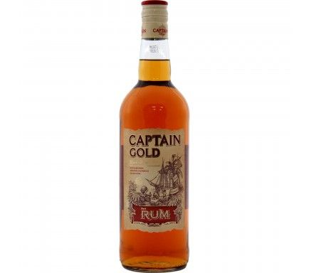 Rum Captain Gold 1 L