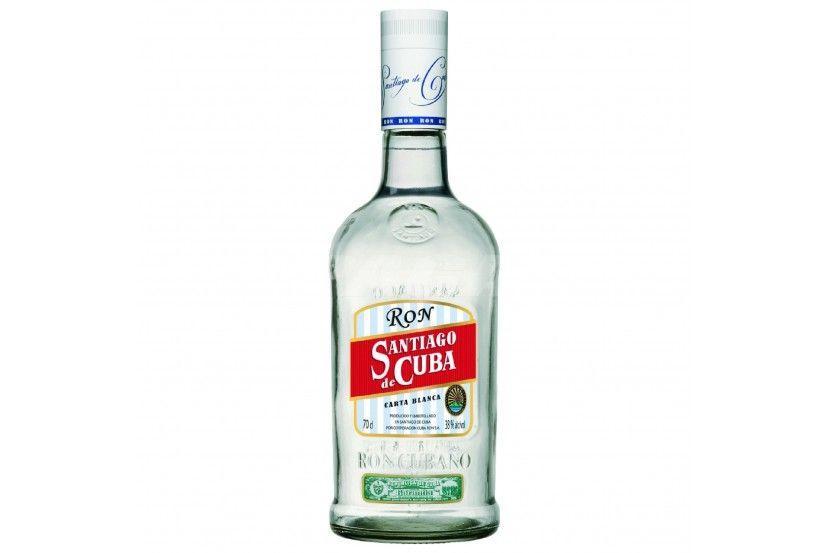 Rum Santiago De Cuba Blanco 70 Cl