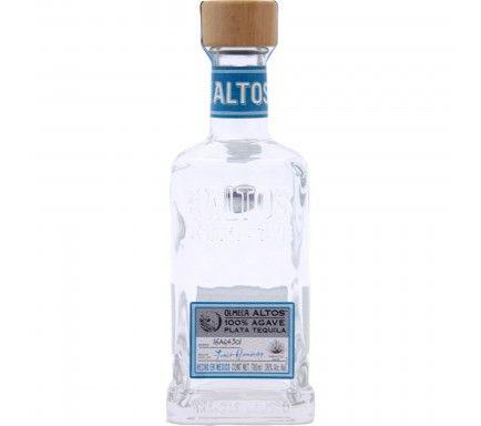 Tequila Olmeca Altos Silver 70 Cl