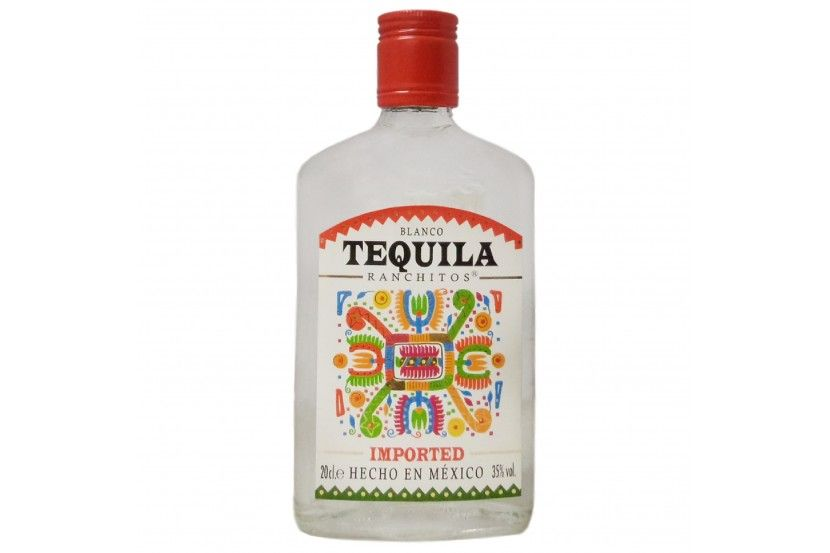 Tequila Ranchitos 20 Cl