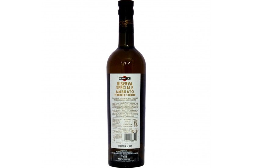 Martini Riserva Ambrato 75 Cl