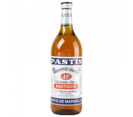 Pastis Bastidon 1 L