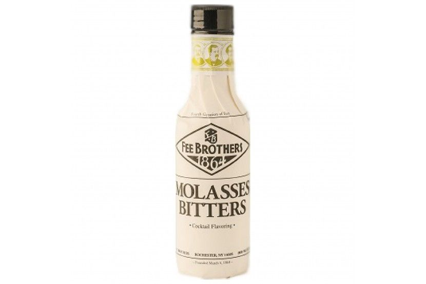 Bitter Fee Brothers Molasses 15 Cl