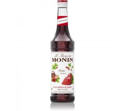 Monin Sirop Morango 70 Cl