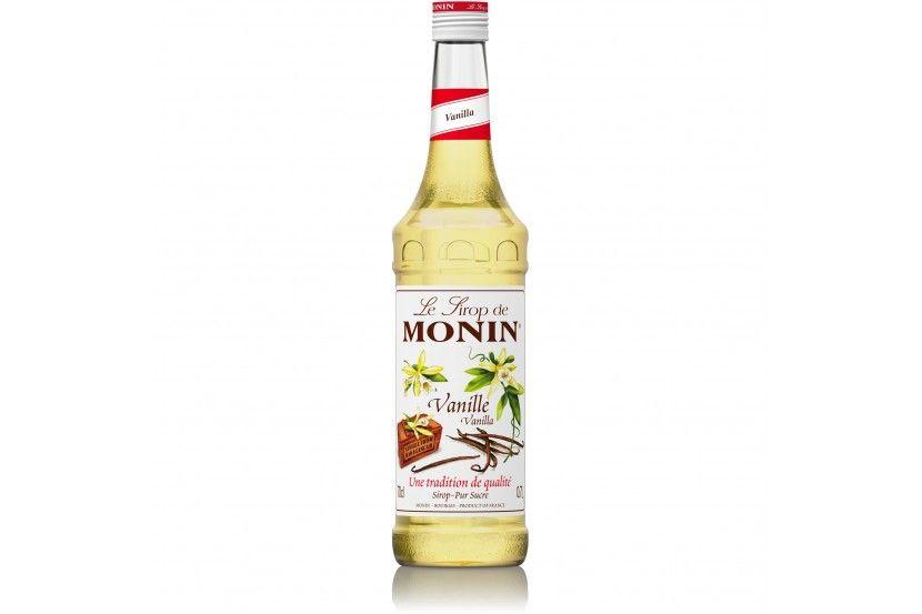Monin Sirop Vanilla 70 Cl