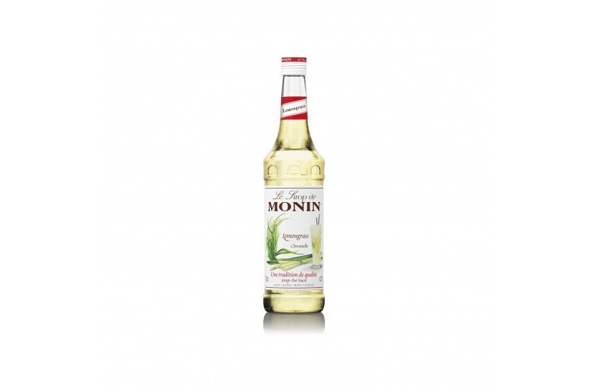 Monin Sirop Lemongrass/Citronelle 70 Cl