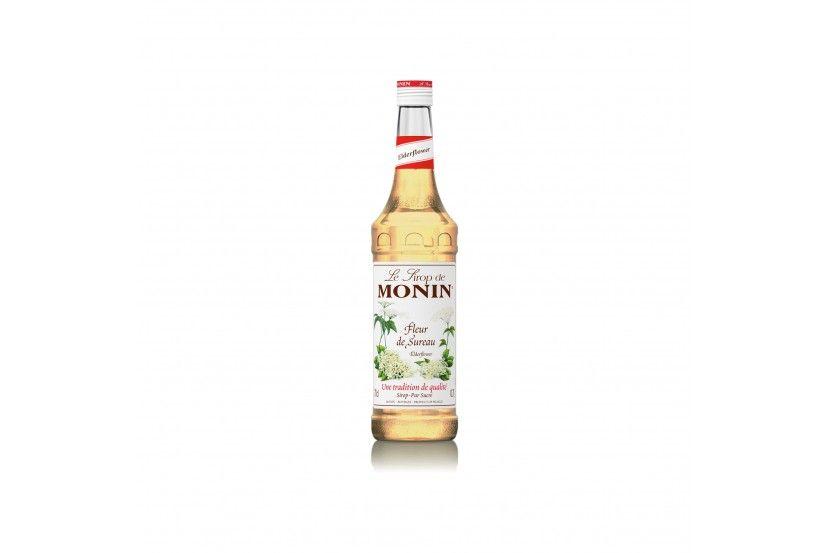Monin Syrup Fleur Sureau 70 Cl