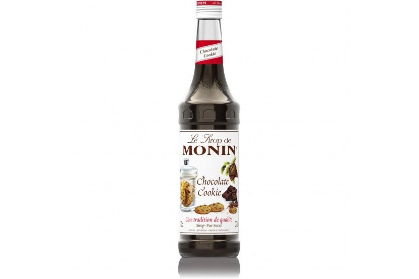 Monin Sirop Chocolate Cookie 70 Cl