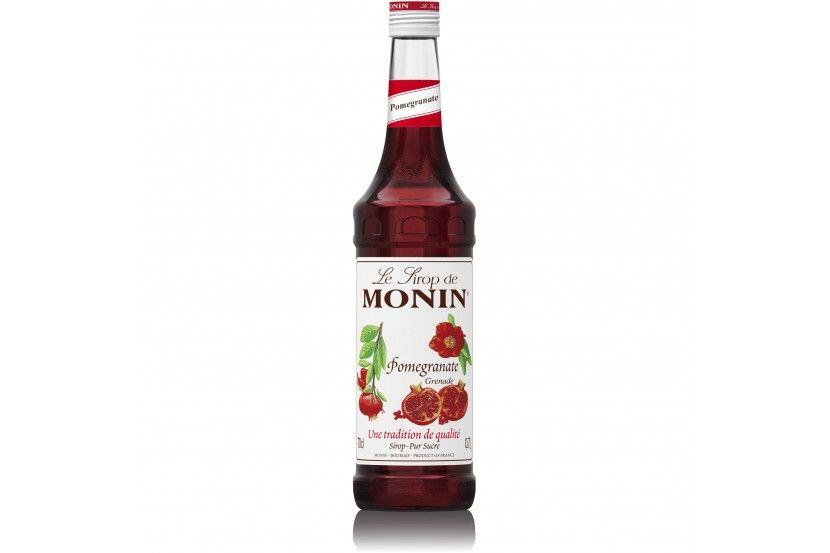 Monin Sirop Pomegranate (Romã) 70 Cl