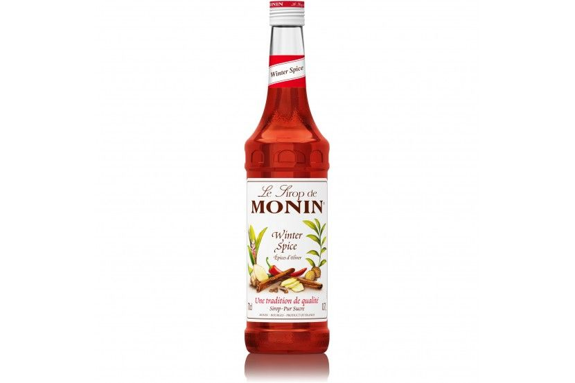 Monin Syrup Winter Spice 70 Cl
