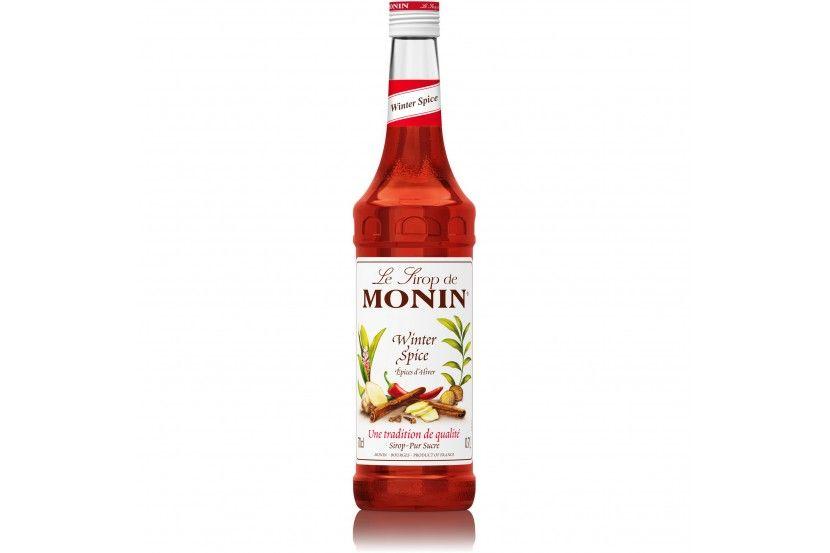 Monin Sirop Winter Spice 70 Cl