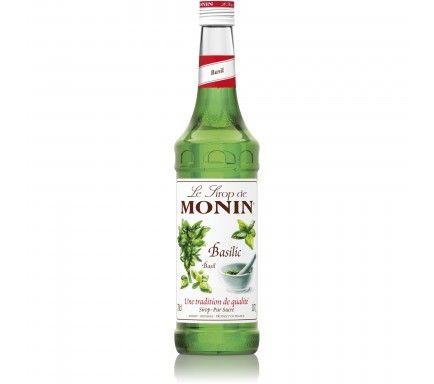 Monin Sirop Basil (Manjericão) 70 Cl