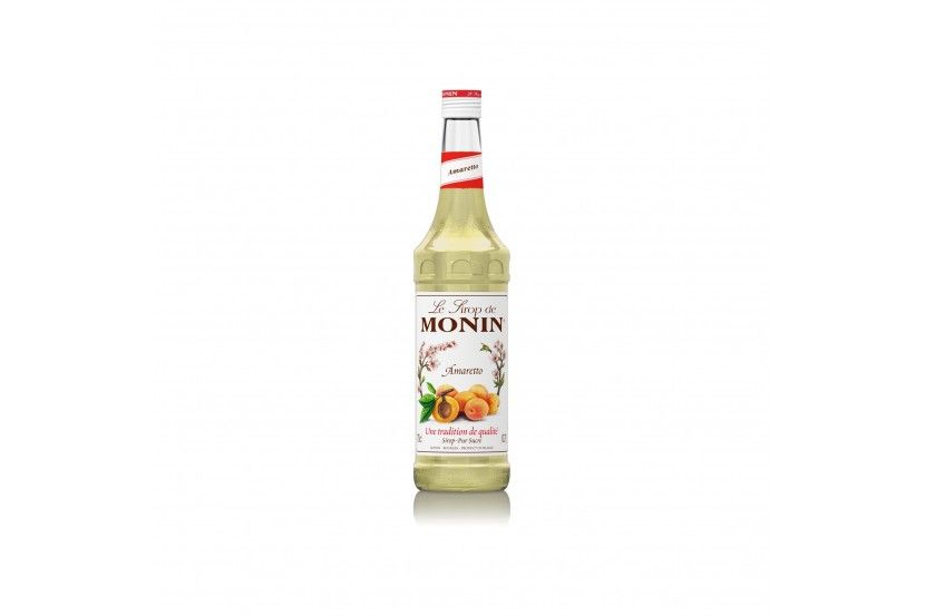 Monin Sirop Amaretto 70 Cl