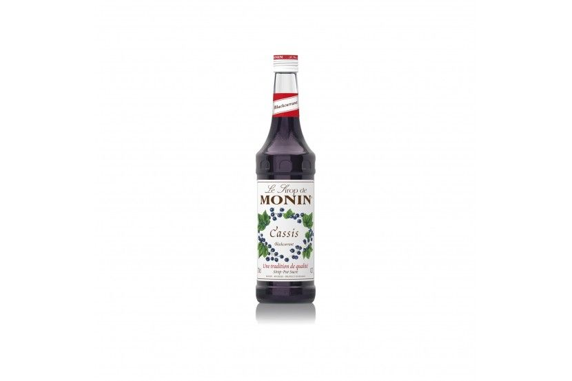 Monin Sirop Blackcurrant 70 Cl