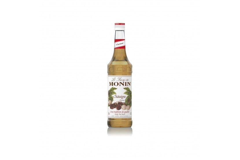 Monin Syrup Chestnut 70 Cl