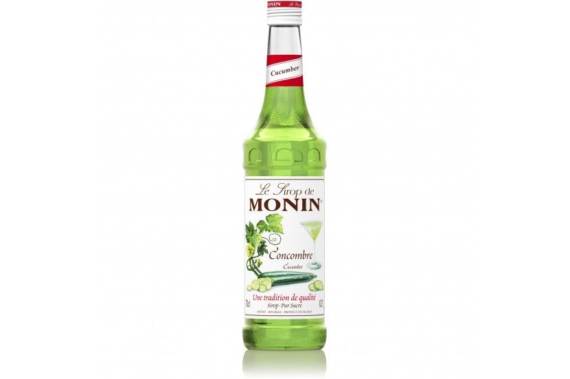 Monin Syrup Cucumber 70 Cl