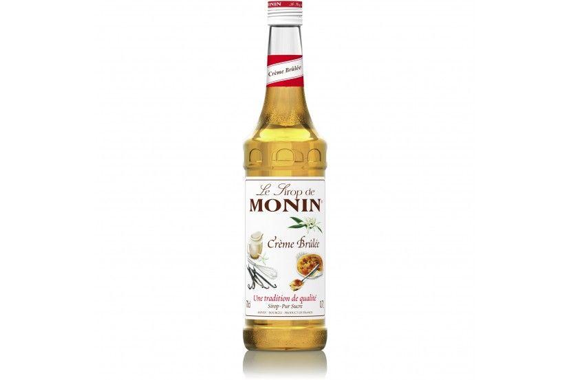 Monin Sirop Créme Brulée (Leite Creme) 70 Cl