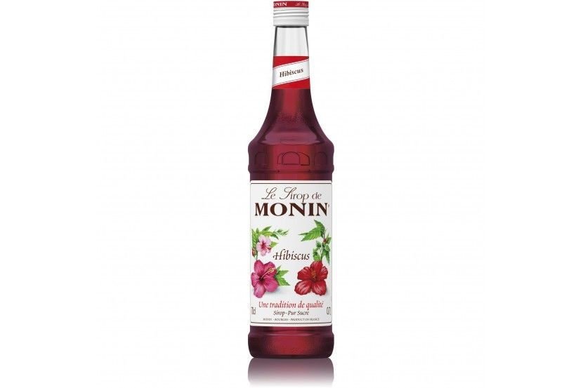 Monin Syrup Hibiscus 70 Cl
