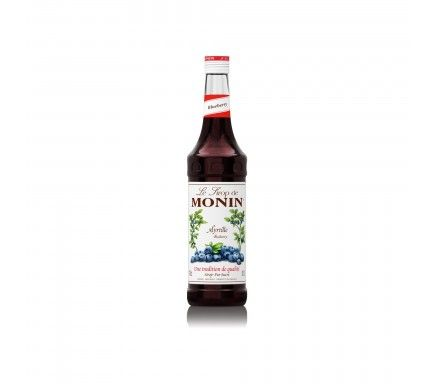Monin Syrup Blueberry 70 Cl