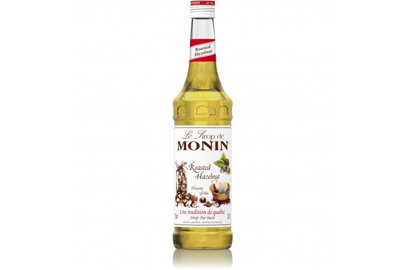 Monin Syrup Roasted Hazelnut 70 Cl