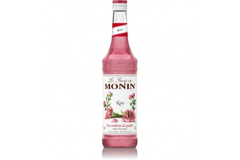 Monin Sirop Rosé 70 Cl