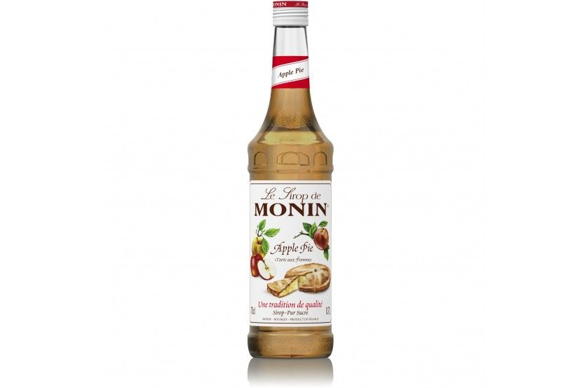 Monin Syrup Apple Pie 70 Cl
