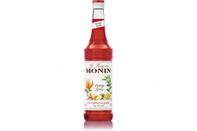 Monin Sirop Orange Spritz 70 Cl
