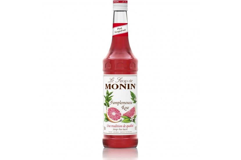 Monin Sirop Pink Grapefruit 70 Cl