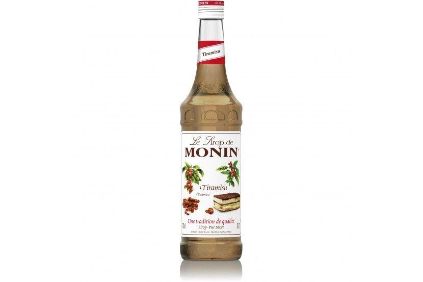 Monin Sirop Tiramisú 70 Cl