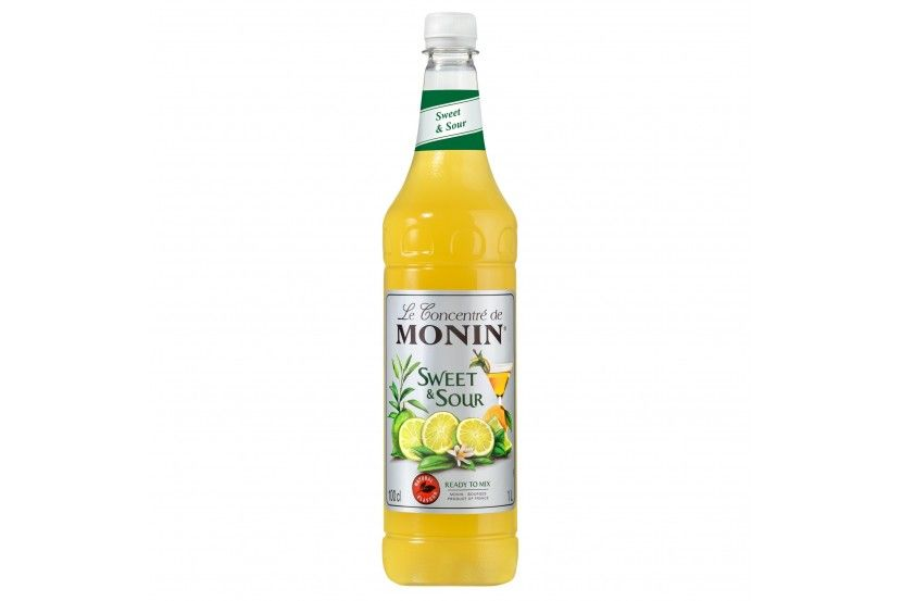Monin Concentrado Sweet & Sour 1 L