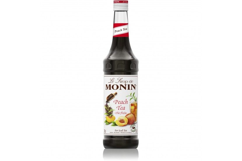 Monin Concentrate Peach Tea 70 Cl