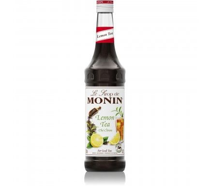 Monin Concentrate Lemon Tea 70 Cl