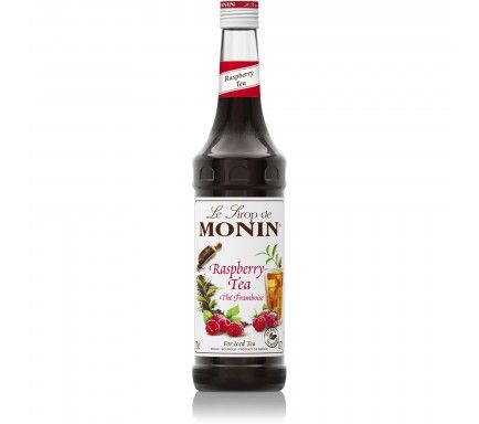 Monin Concentrate Raspberry Tea 70 Cl