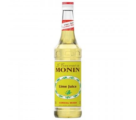 Monin Concentrate Lime Juice 1 L