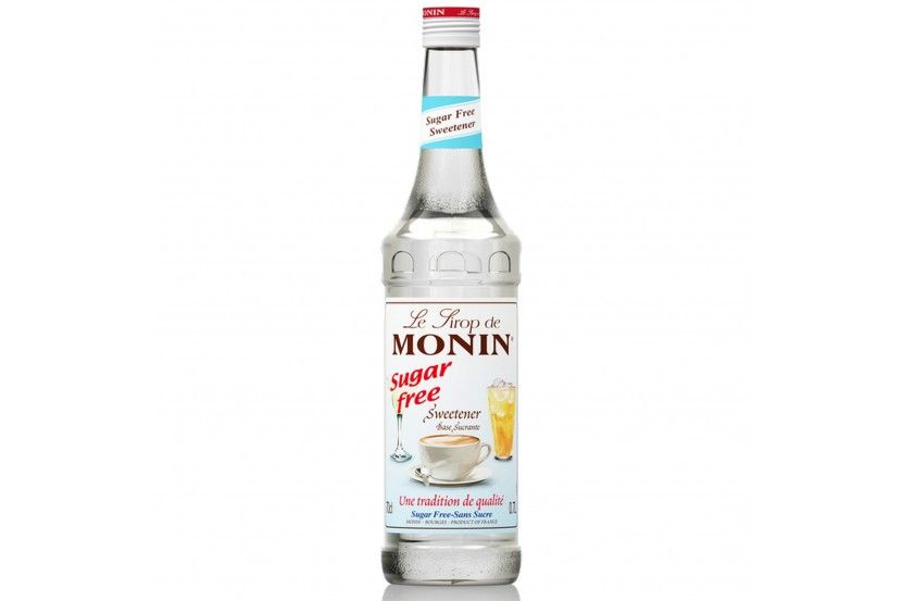 Monin Sirop Sugar Free 70 Cl