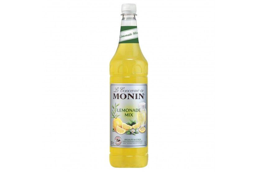 Monin Concentrado Lemonade Mix 1 L