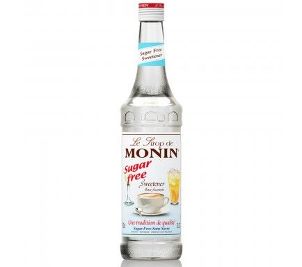 Monin Sirop Sugar Free 70 Cl