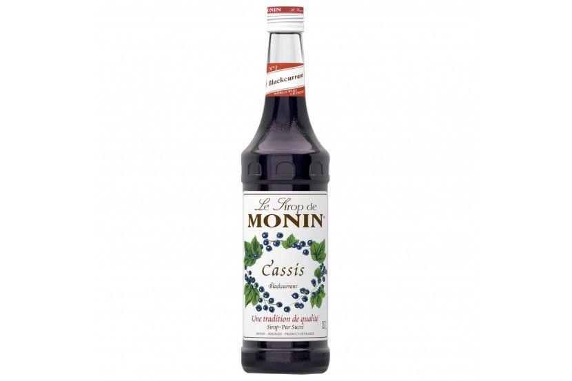 Monin Syrup Blackcurrant 1 L