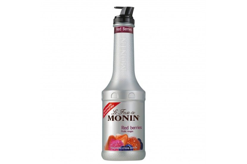 Monin Puree Red Berries 1 L