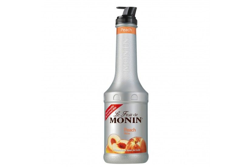 Monin Puree Pessego 1 L