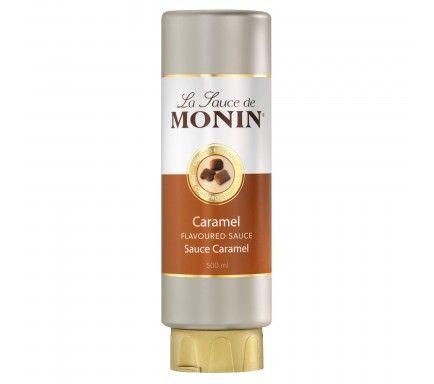 Monin Sauce Caramel 50 Cl