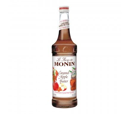 Monin Sauce Caramel Apple 50 Cl