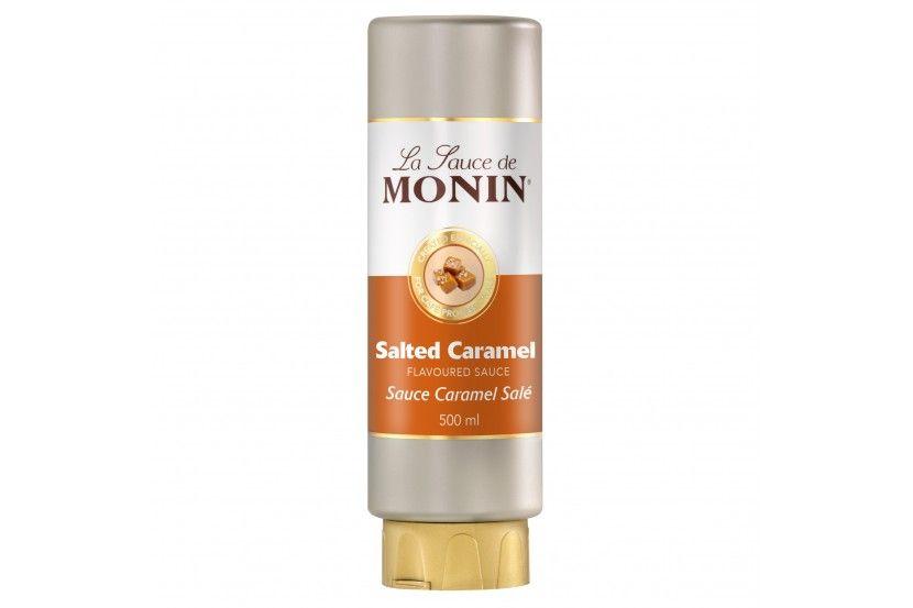 Monin Sauce Caramel Salt 50 Cl