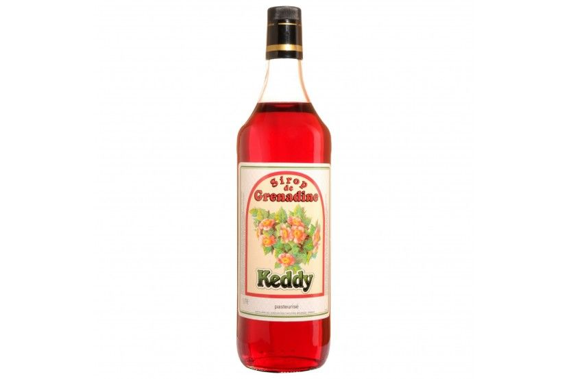 Syrup Keddy Grenadine 1 L