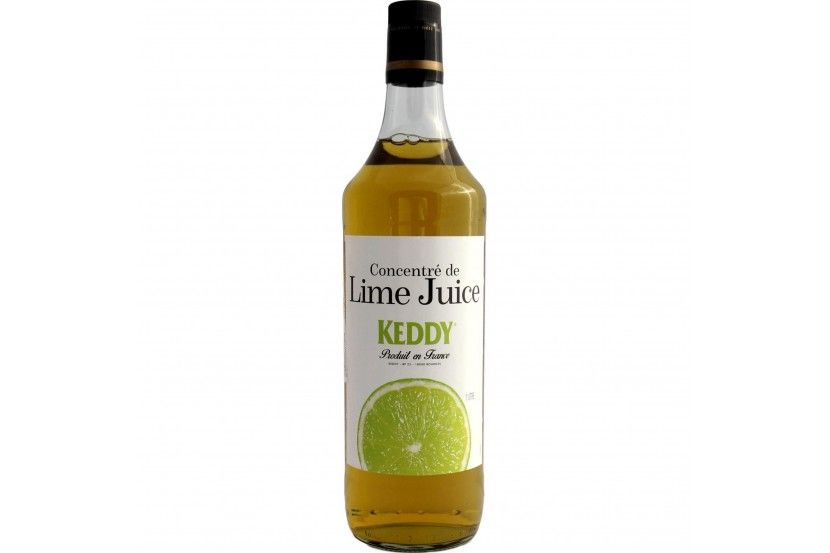 Syrup Keddy Lime Juice 1 L